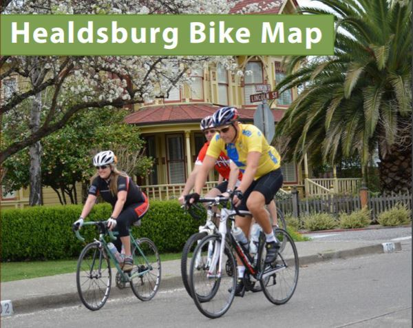 Bike Map Image Opens in new window